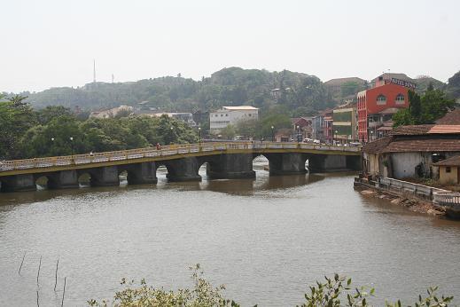 The Old Patto Bridge