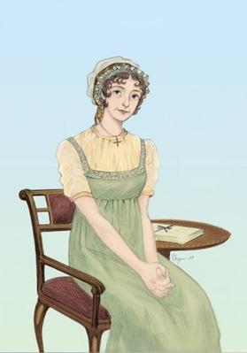jane austen via heyoscarwilde